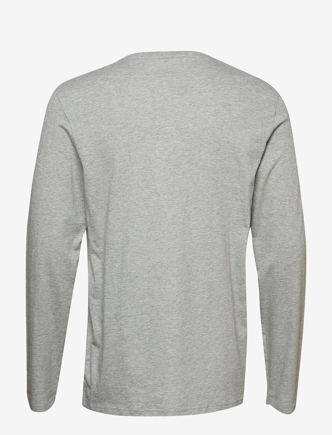 Polo Ralph Lauren Underwear - LIQUID COTTON-CRW-STP - langärmelig - andover heather - 1