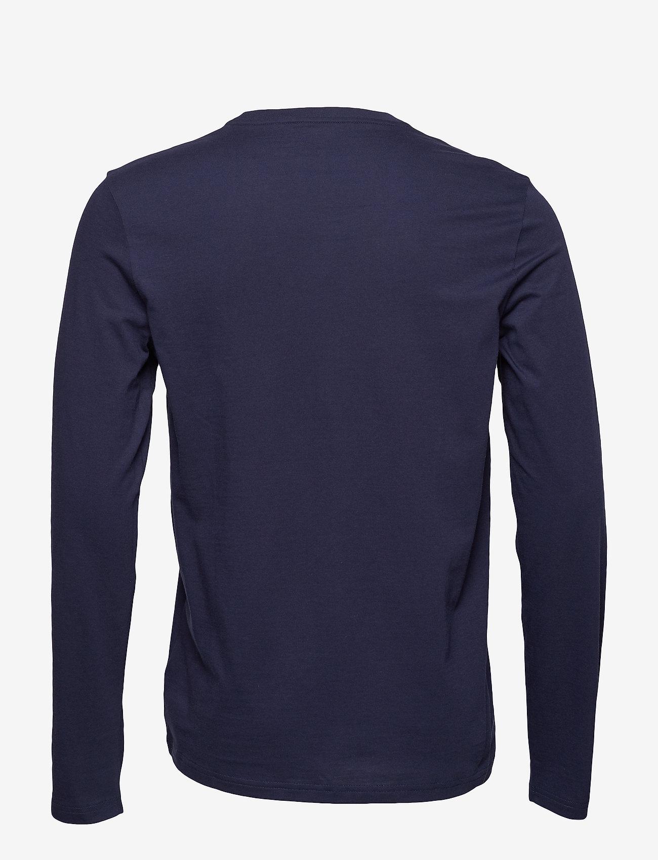 Polo Ralph Lauren Underwearliquid Cotton-crw-stp - T-shirts