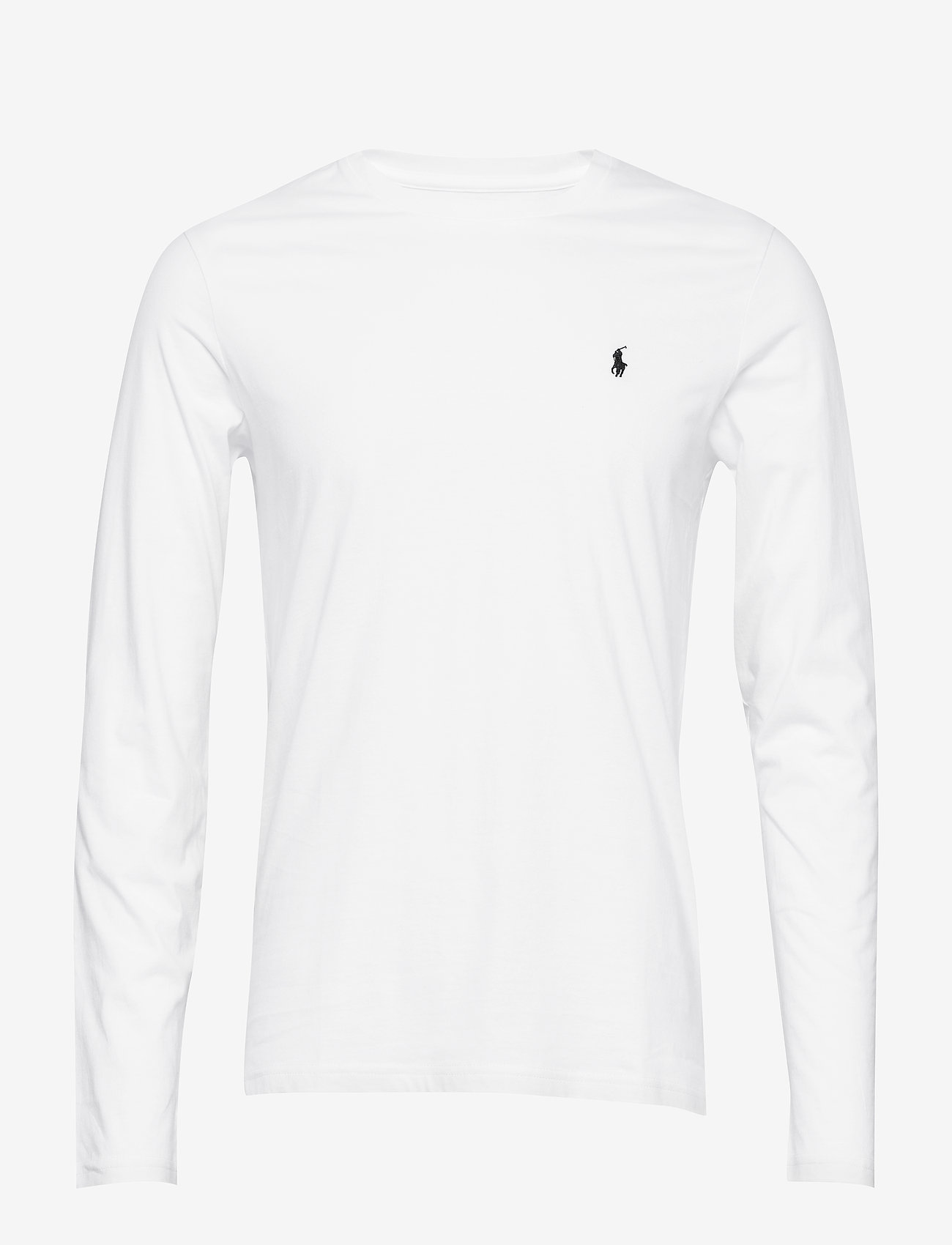 Polo Ralph Lauren Underwear - Cotton Jersey Crewneck Shirt - basic t-shirts - white - 0