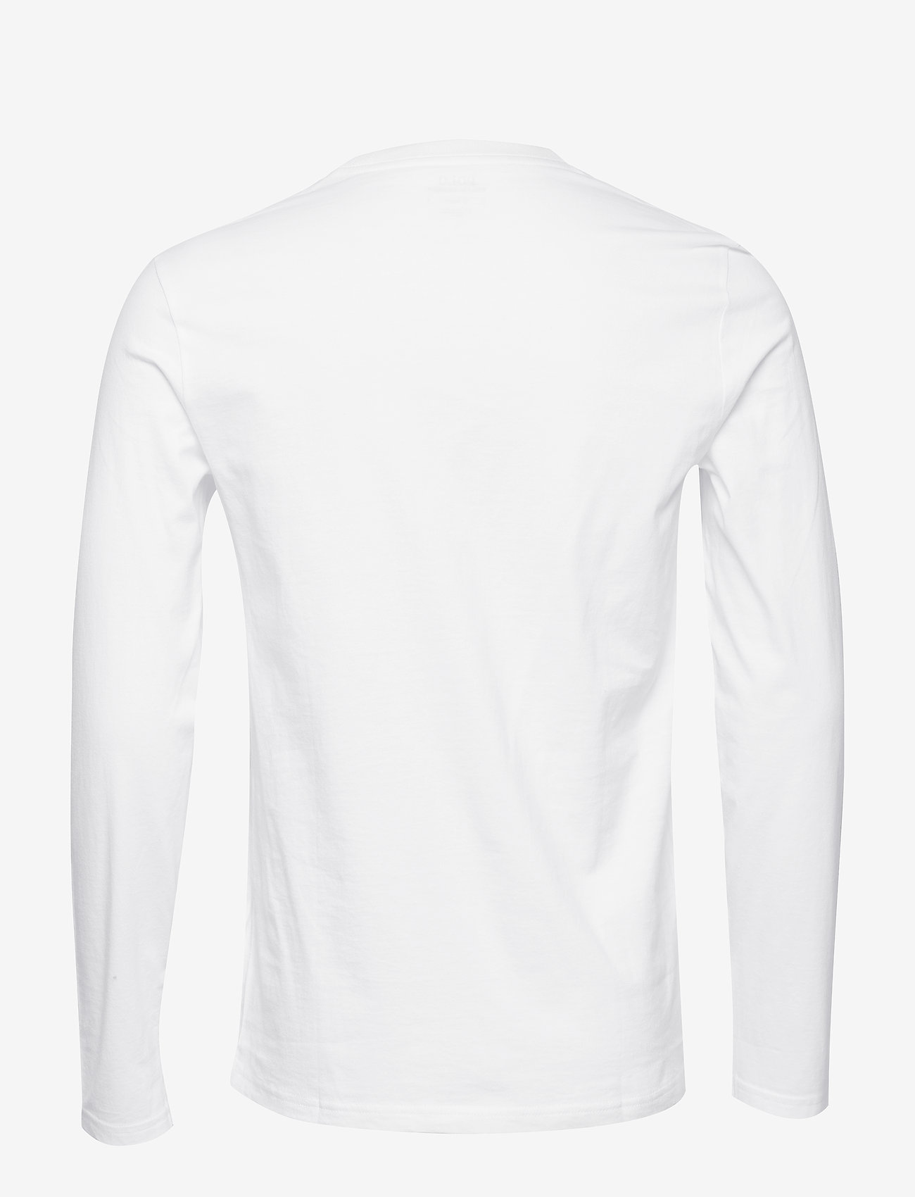 Polo Ralph Lauren Underwear - Cotton Jersey Crewneck Shirt - basic t-shirts - white - 1