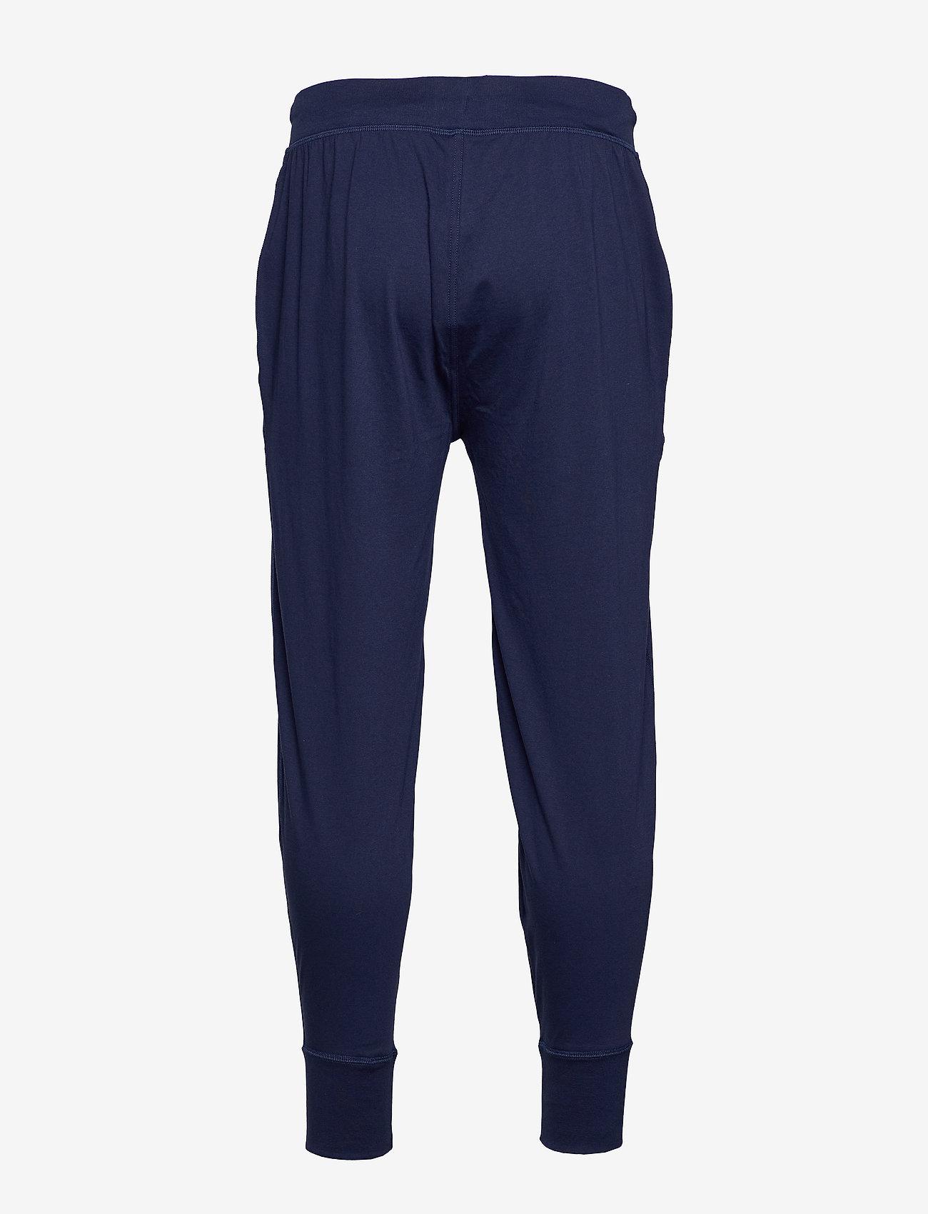 Polo Ralph Lauren Underwear - Cotton Jersey Jogger Pant - bottoms - cruise navy - 1