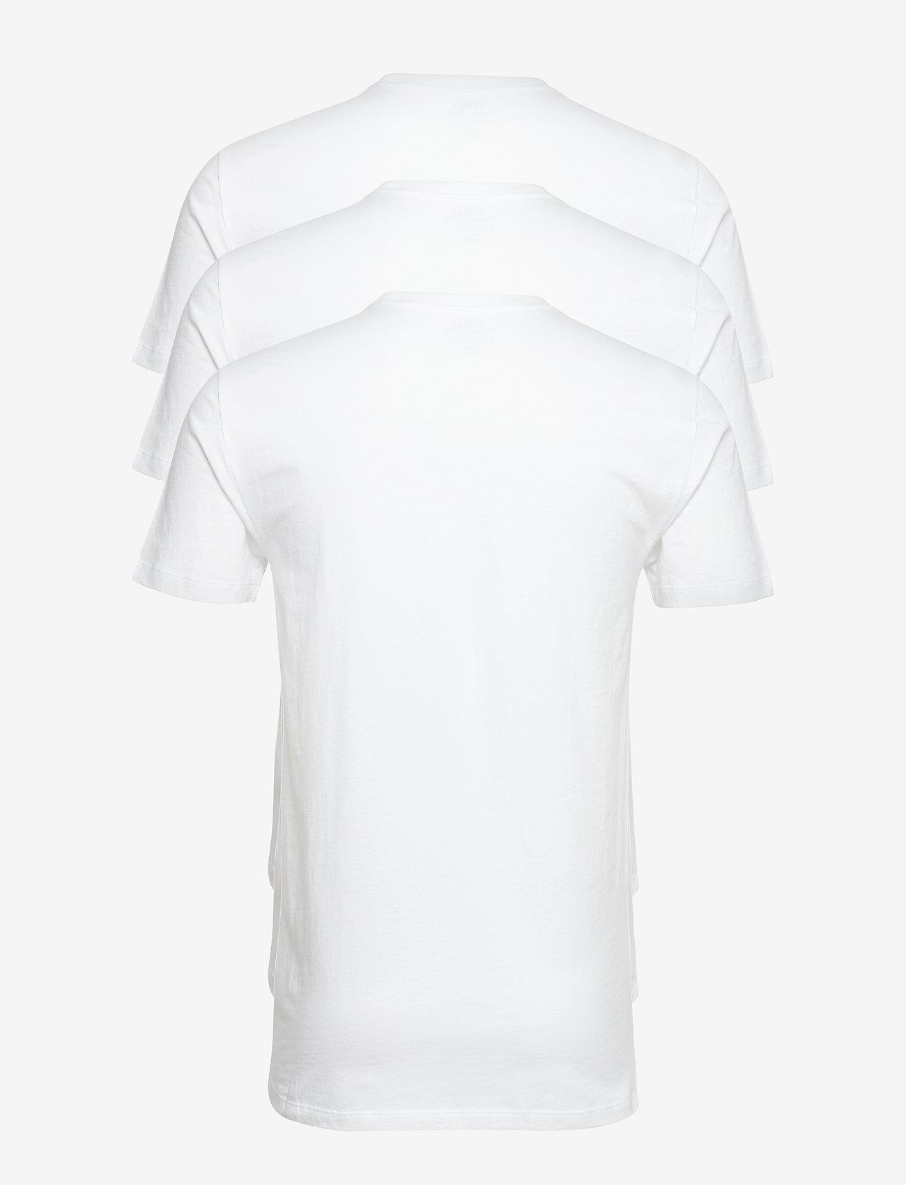 Polo Ralph Lauren Underwear - Cotton Crewneck 3-Pack - multipack - 3pk white/white/w - 1