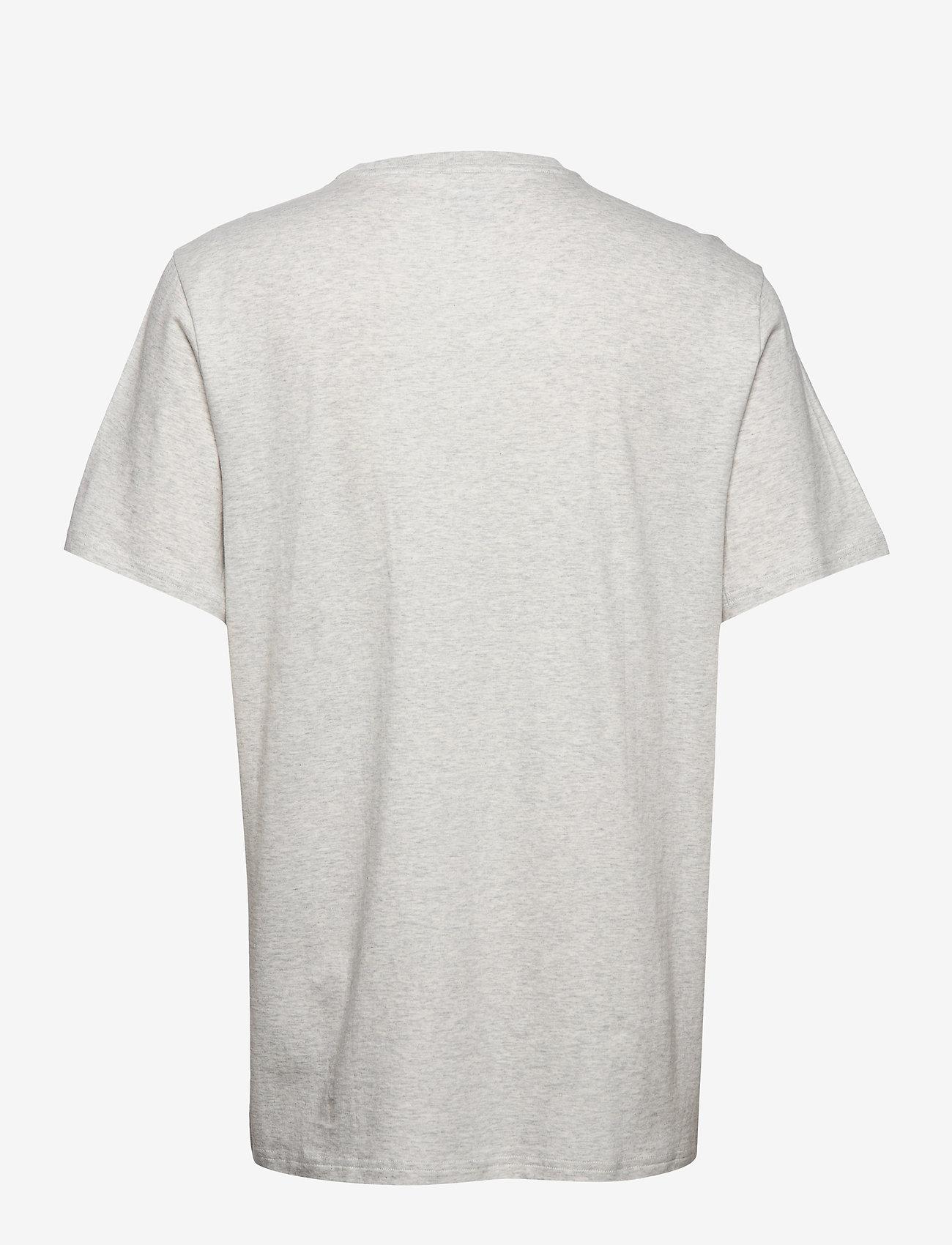 Polo Ralph Lauren Underwear - LIQUID COTTON-CRW-STP - kurzärmelig - english heather - 1