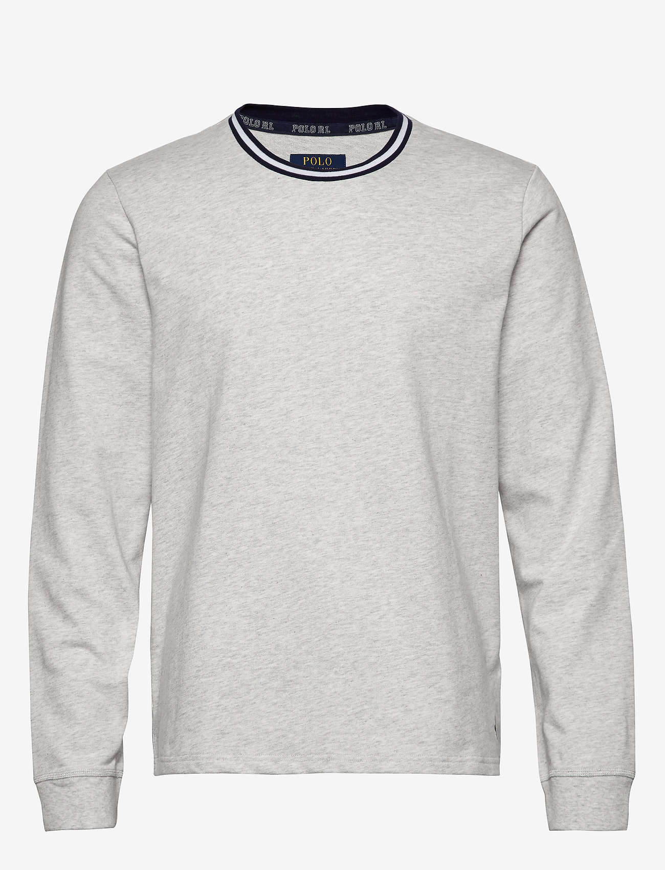 Polo Ralph Lauren Underwear - L/S CREW-CREW-SLEEP TOP - langärmelig - english heather - 0