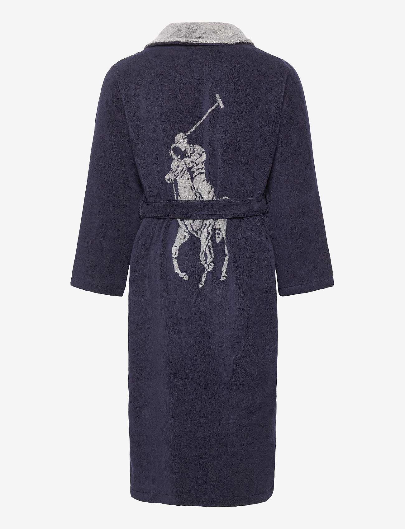 Polo Ralph Lauren Underwear - Big Pony Cotton Terry Robe - robes - cruise navy museu - 1