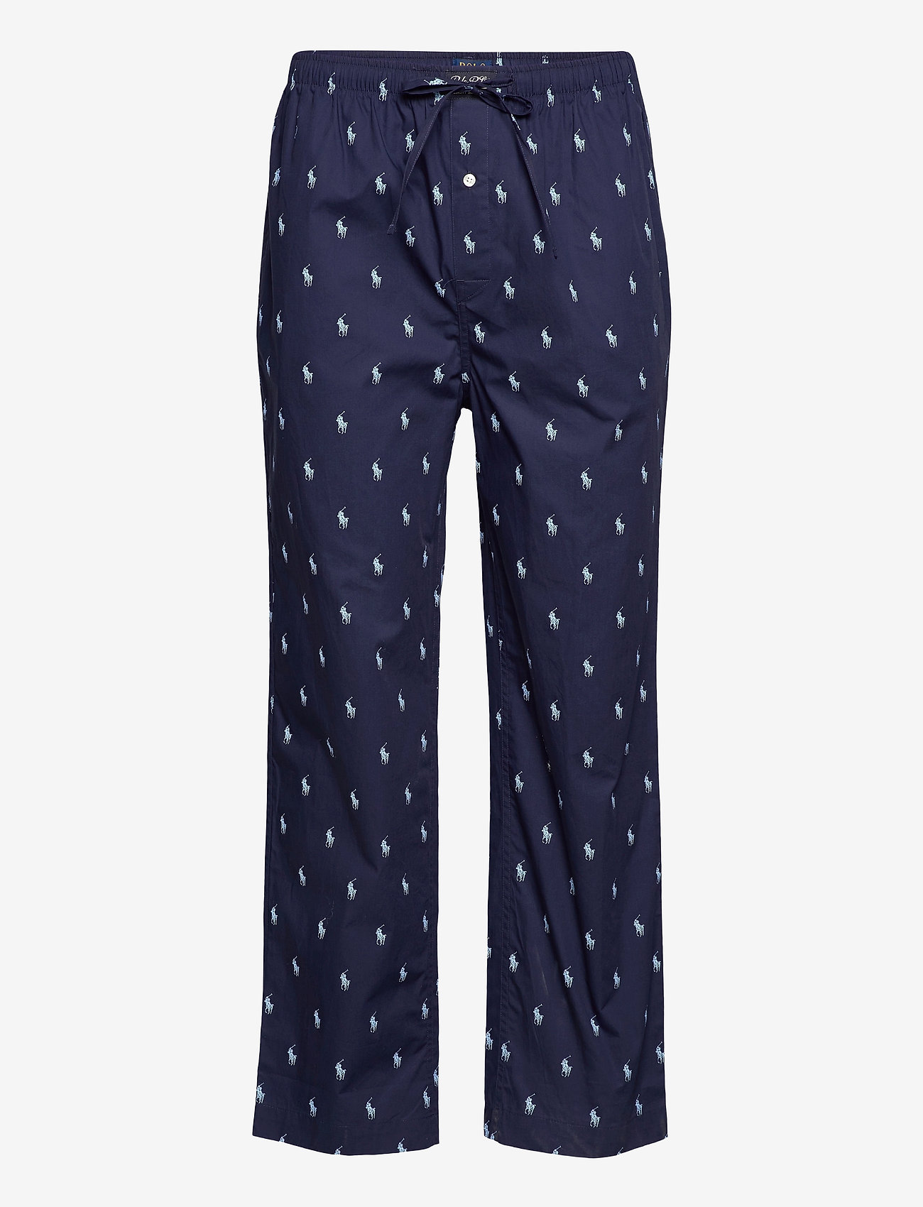 Polo Ralph Lauren Underwear - Plaid Pajama Pant - pyjamas - cruise navy / blu - 0