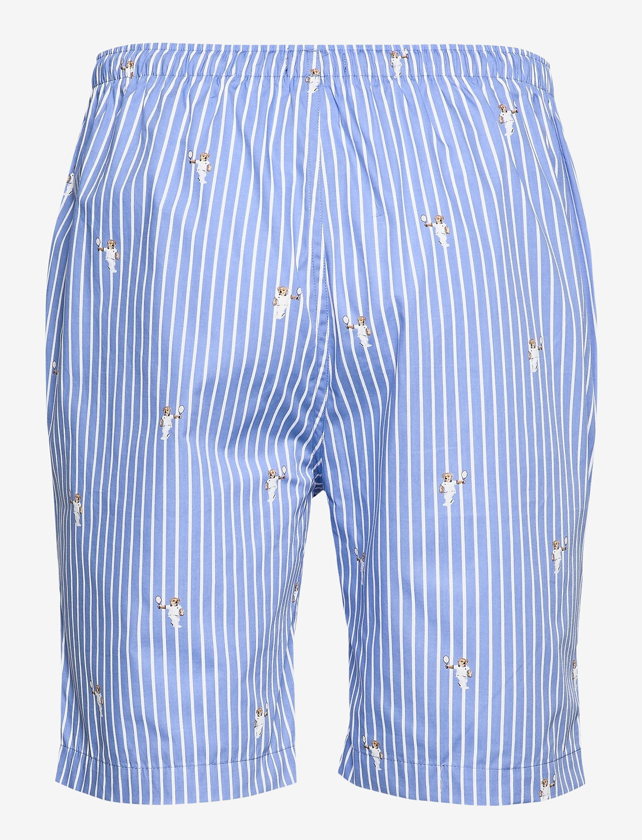 Polo Ralph Lauren Underwear - COTTON-SSH-SLB - pyjamas - tennis bear strip - 1