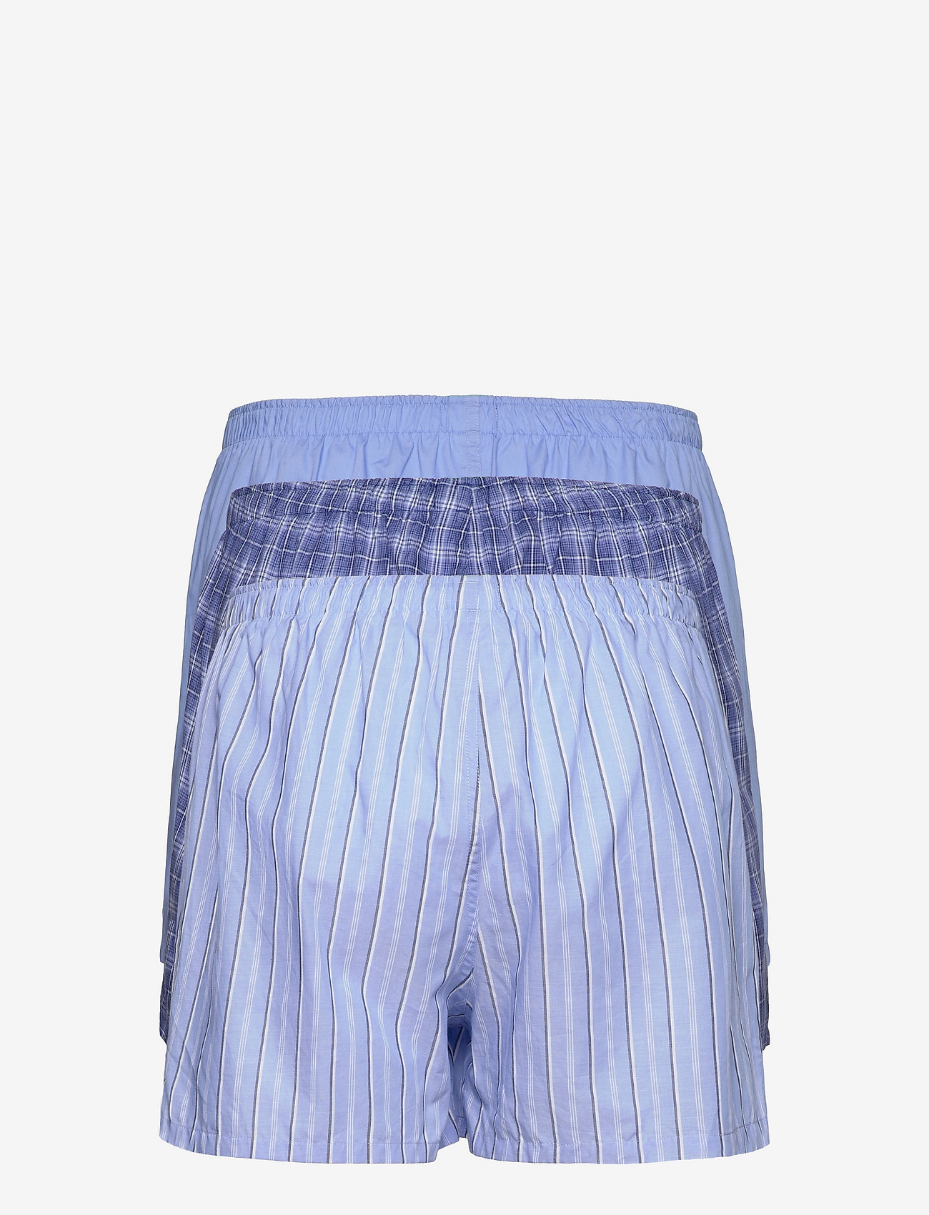 Polo Ralph Lauren Underwear - Cotton Boxer 3-Pack - boxer shorts - 3pk bsr blu/blue - 1