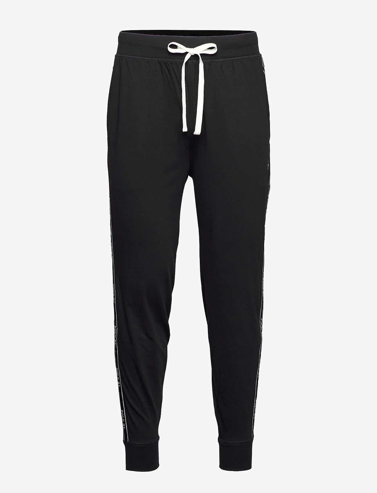 Polo Ralph Lauren Underwear - BCI LIQUID COTTON-SPN-SLB - pyjama bottoms - polo black  with - 0