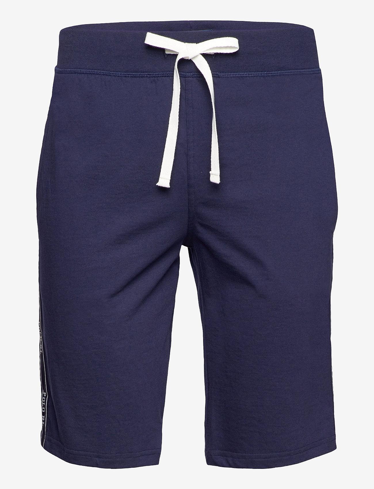 Polo Ralph Lauren Underwear - Slim Jersey Sleep Short - bottoms - cruise navy - 0