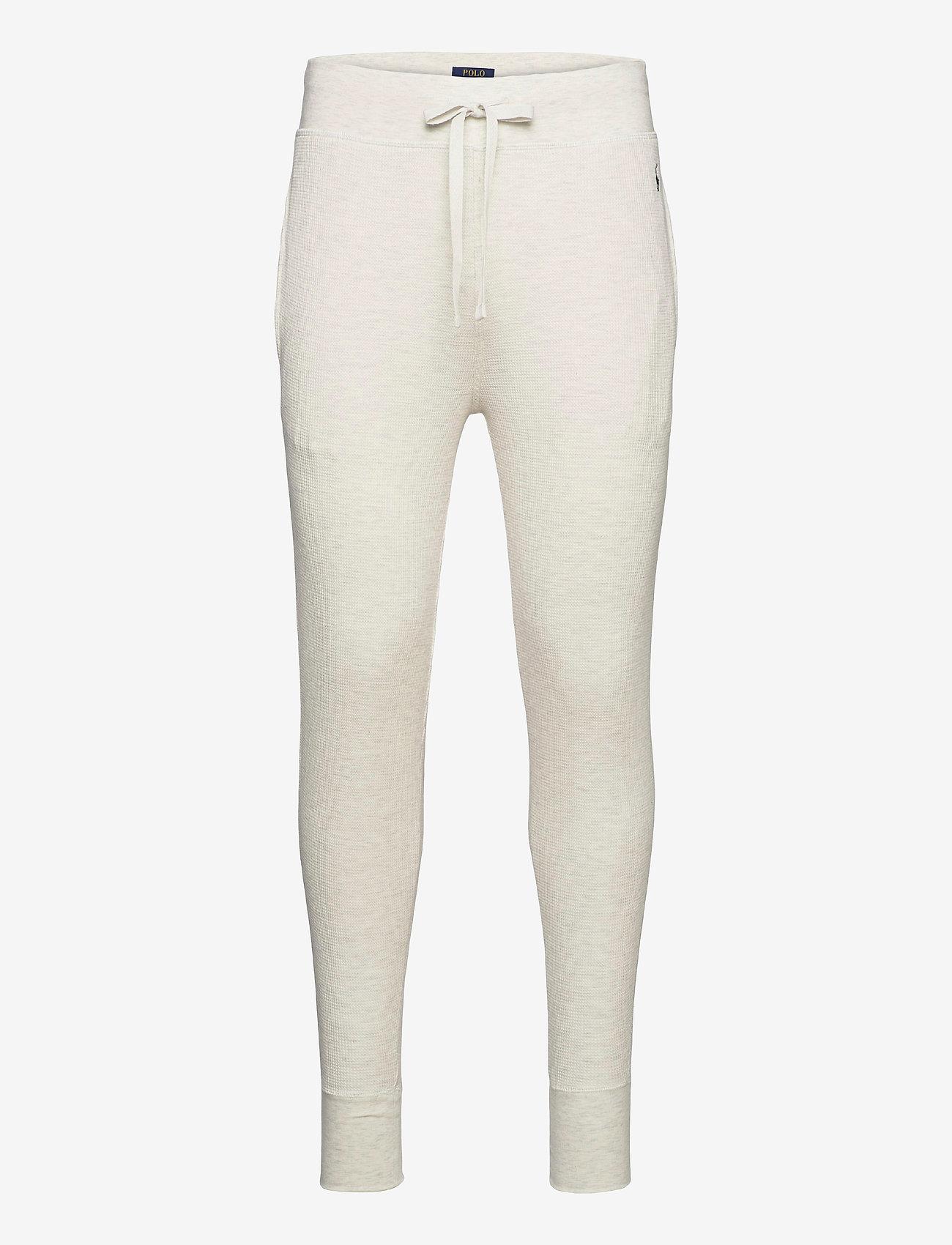 Polo Ralph Lauren Underwear - WAFFLE-SPN-SLB - bottoms - oatmeal heather - 0