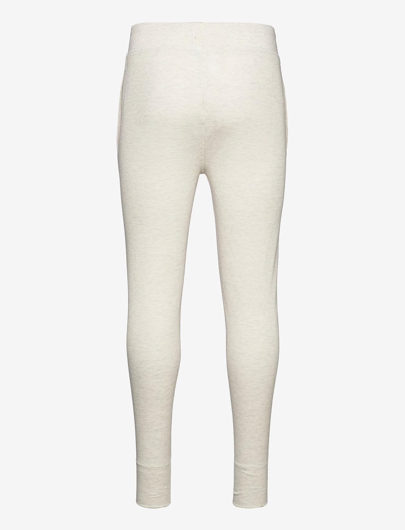 Polo Ralph Lauren Underwear - WAFFLE-SPN-SLB - bottoms - oatmeal heather - 1