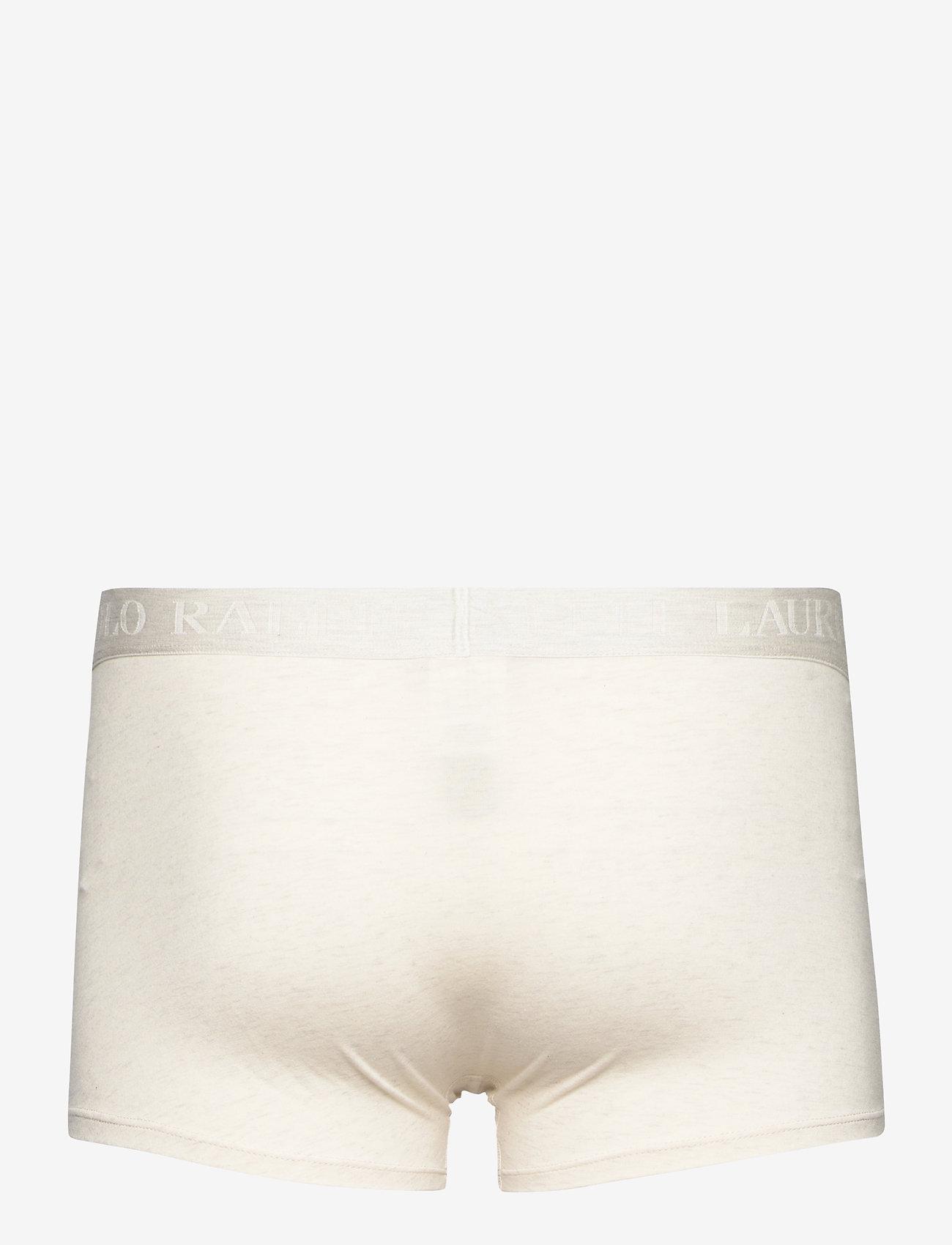 Polo Ralph Lauren Underwear - Stretch Cotton Trunk - boxers - chalk heather - 1