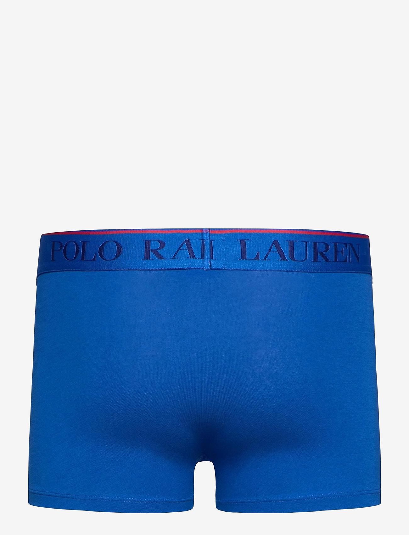 Polo Ralph Lauren Underwear - Stretch Cotton Trunk - boxers - heritage blue - 1