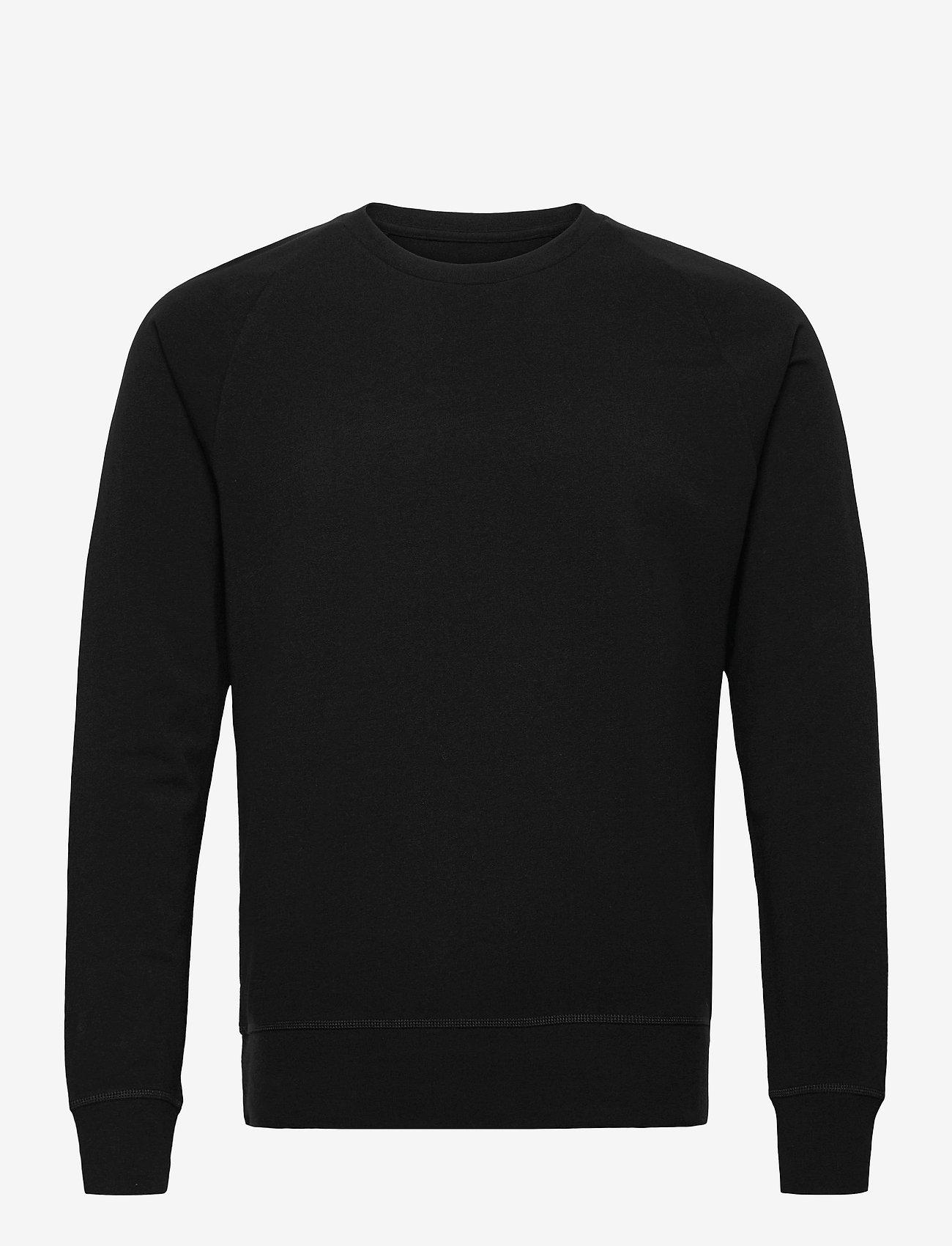 Polo Ralph Lauren Underwear - French Terry Sleep Shirt - t-shirts basiques - polo black - 0