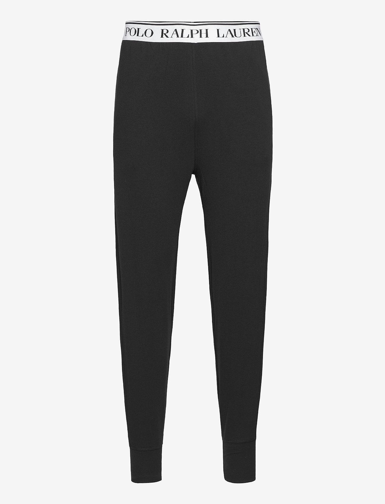 Polo Ralph Lauren Underwear - French Terry Jogger - bottoms - polo black - 0