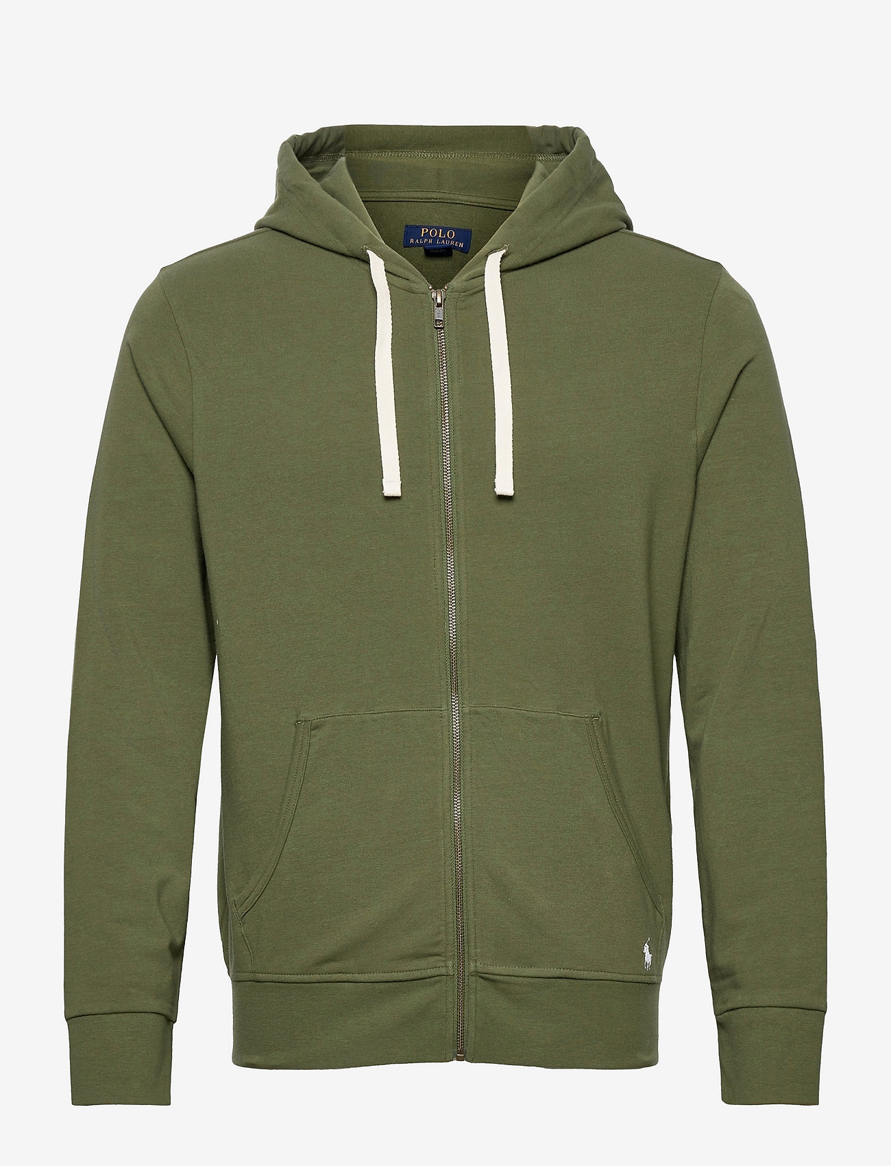 Polo Ralph Lauren Underwear - Stretch French Terry Hoodie - hoodies - supply olive - 0