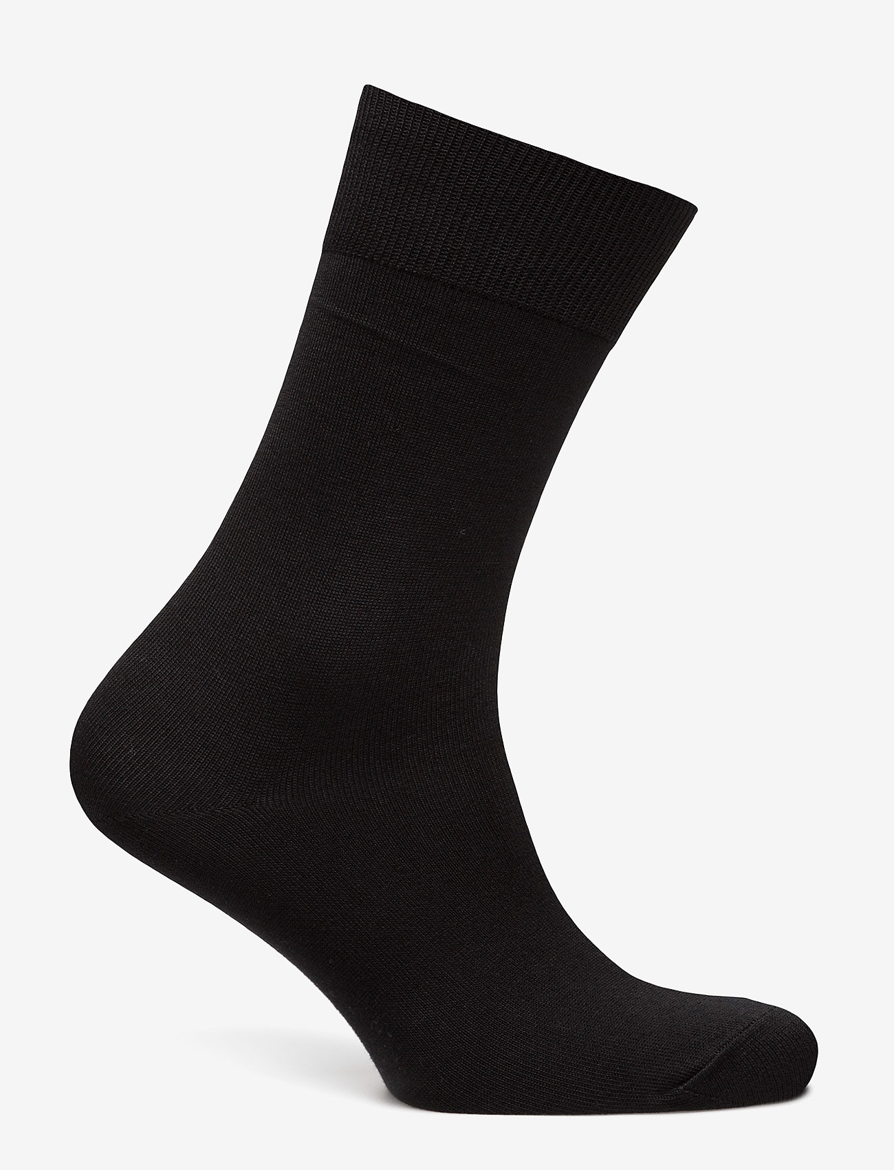 Polo Ralph Lauren Underwear - Flat-Knit Crew Socks - strumpor - black - 1