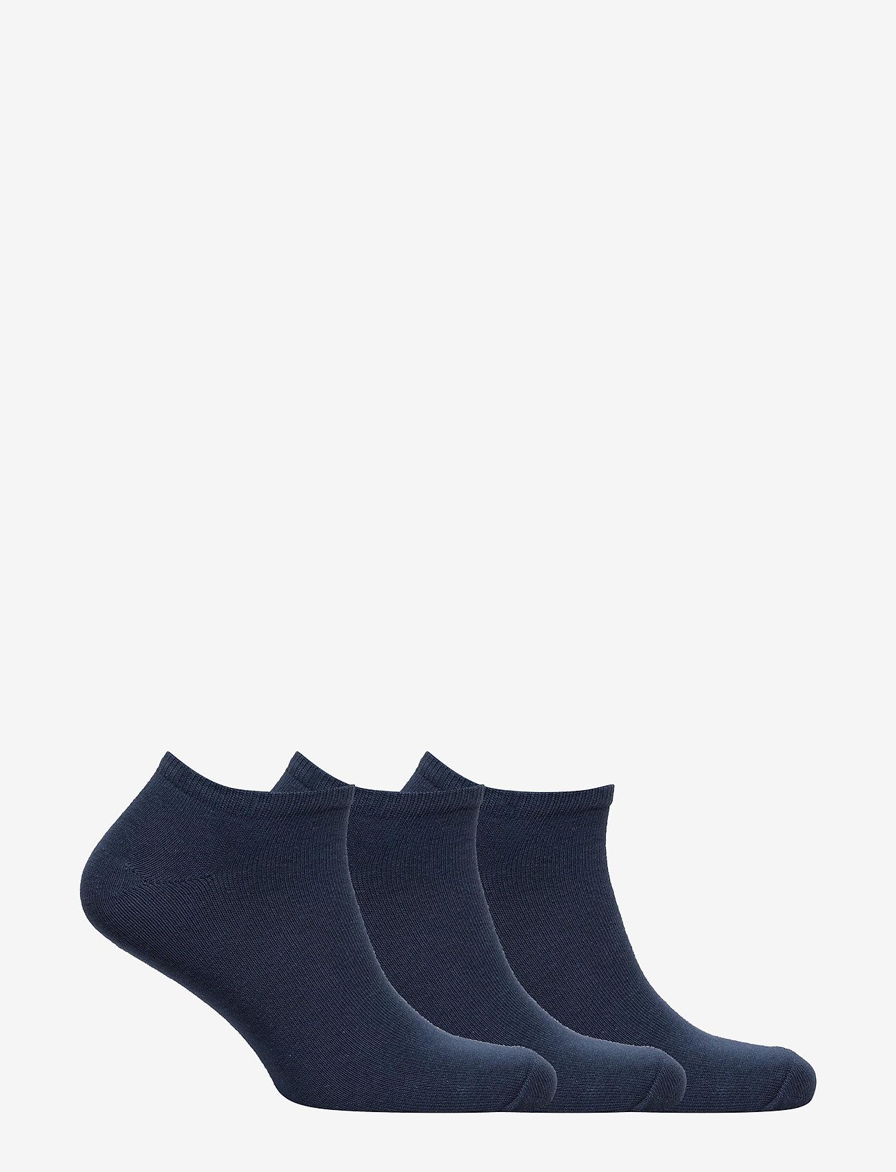 Polo Ralph Lauren Underwear - BPP SOLE-PED-3 PACK - ankle socks - navy multi - 1