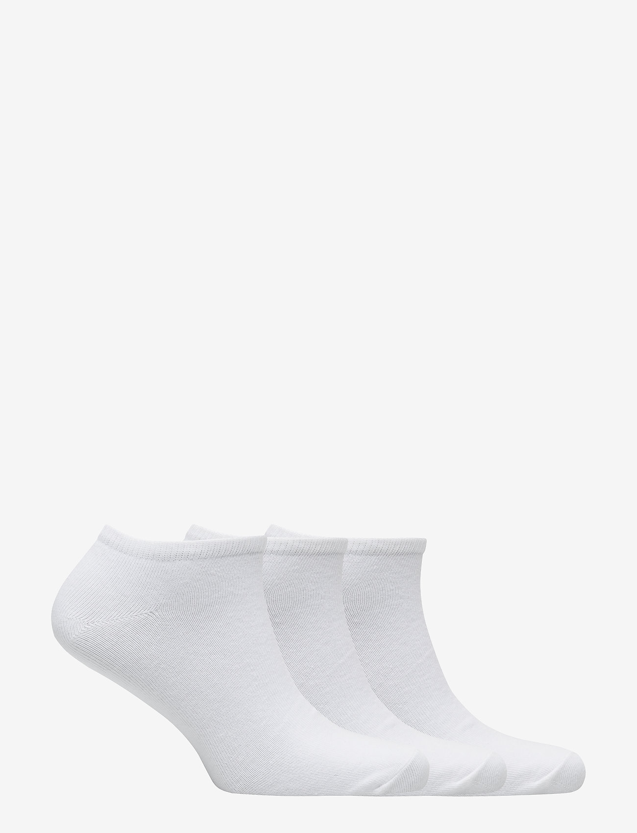 Polo Ralph Lauren Underwear - Big Pony Sock 3-Pack - ankelsokker - white - 1