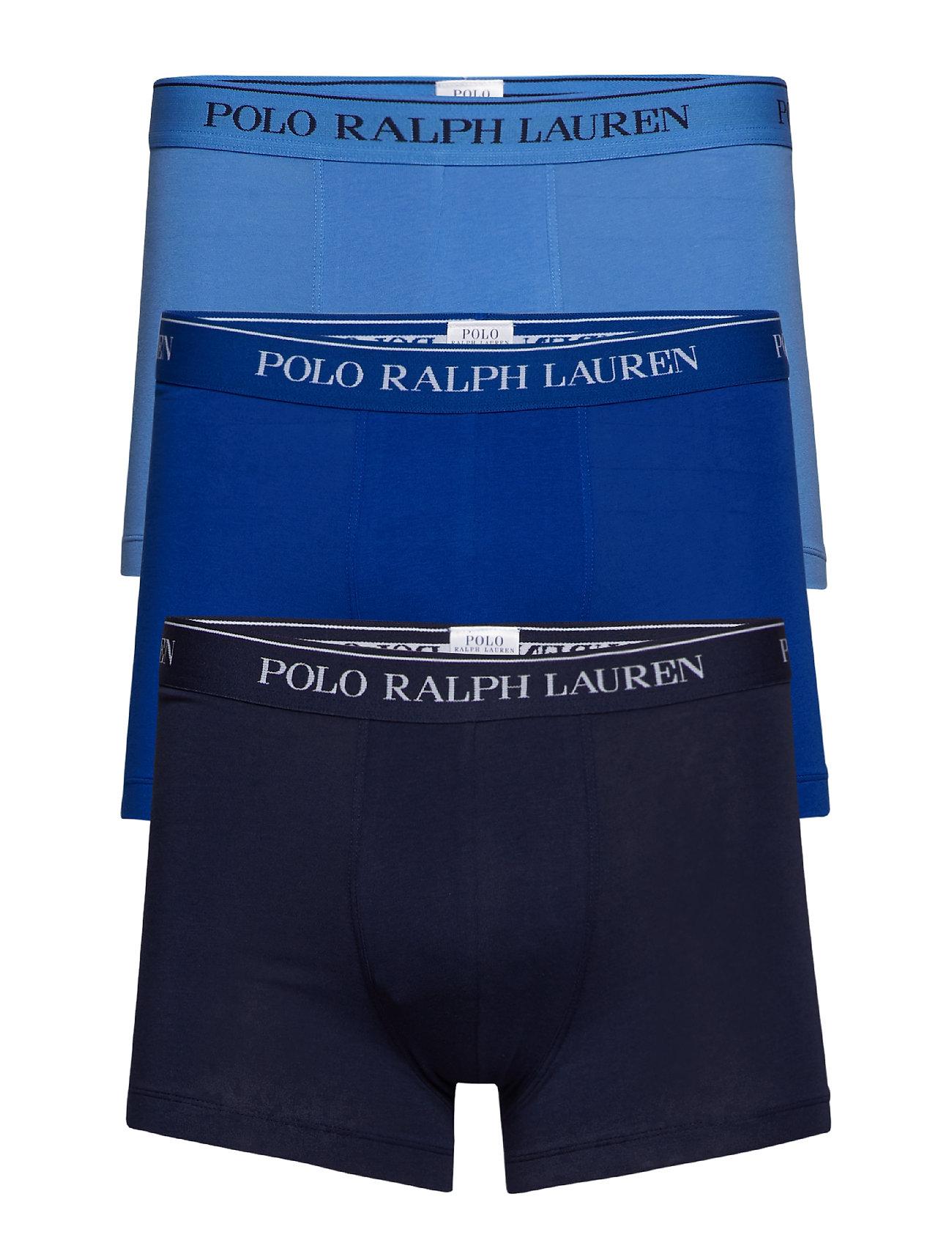 Polo Ralph Lauren Underwear 3 PACKS POUCH TRUNKS