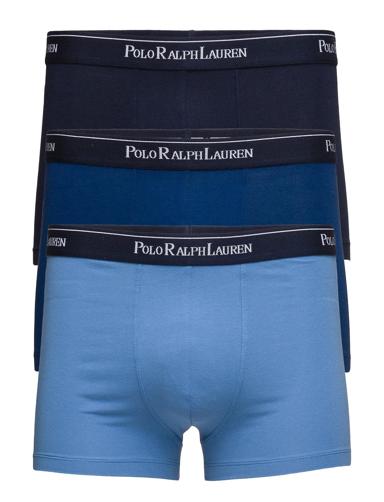 Polo Ralph Lauren Underwear Stretch-Cotton-Trunk 3-Pack