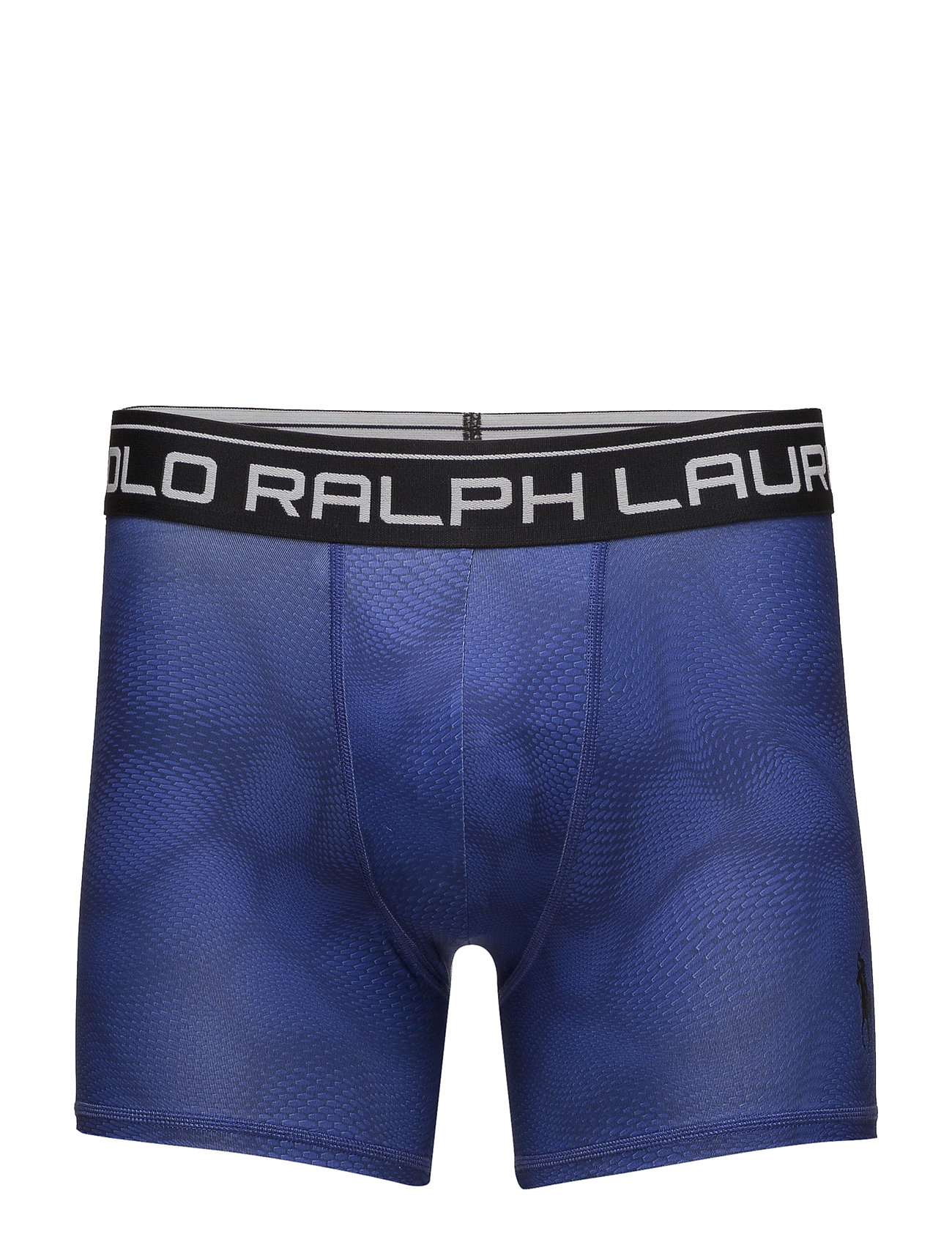 Polo Ralph Lauren Underwear Brushed Microfiber Boxer Brief - PACIFIC ROYAL HEX