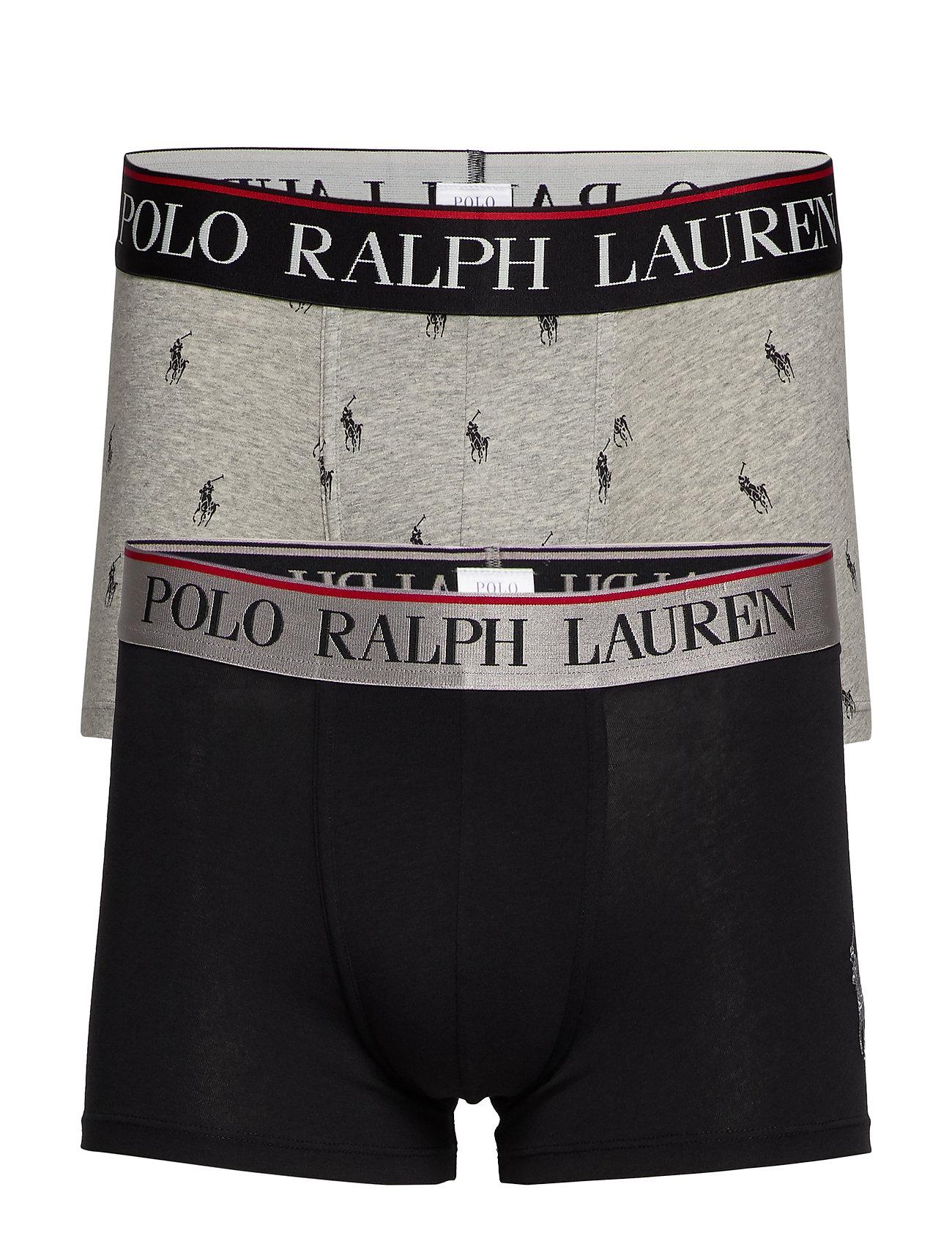 Polo Ralph Lauren Underwear COTTON/ELASTANE-2PK-TRN - 2PK POLO BLK/ AND