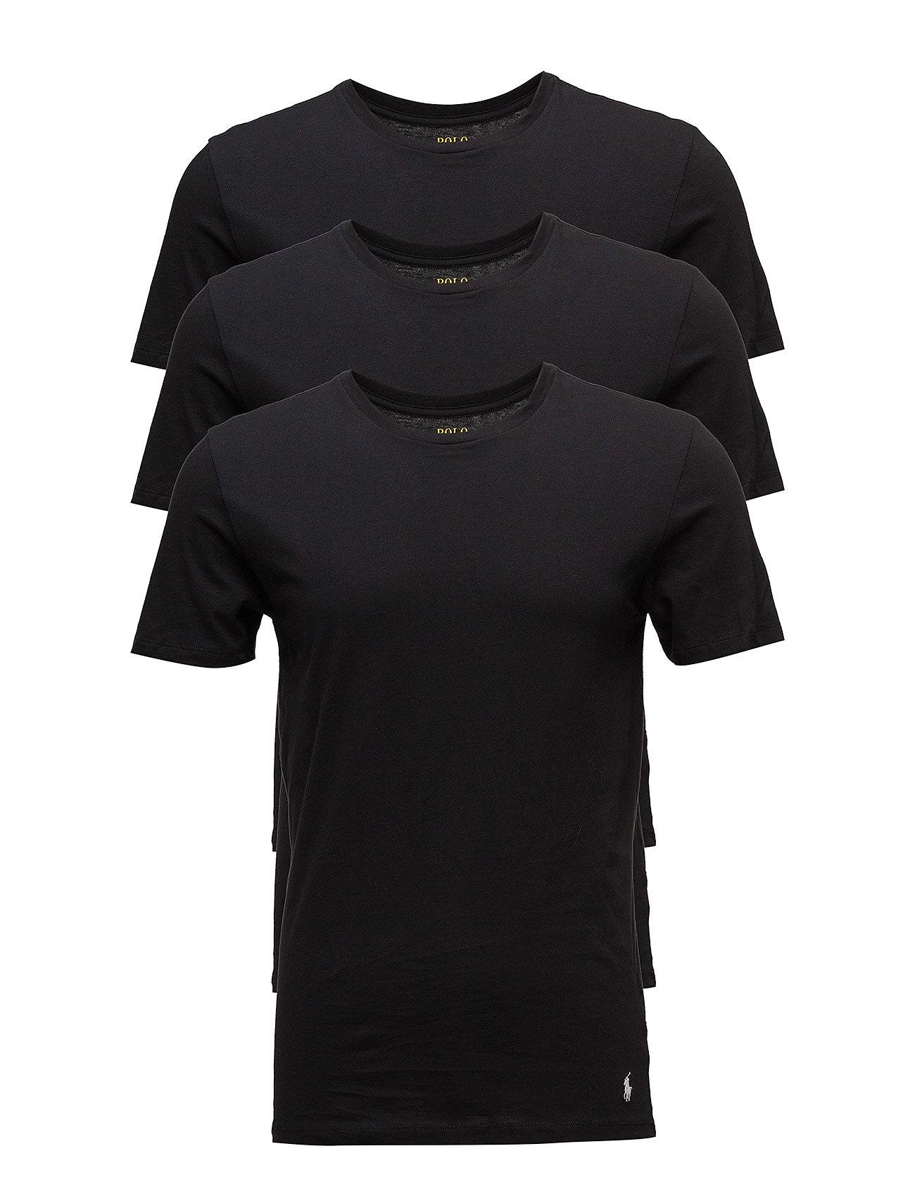 Polo Ralph Lauren Underwear S/S CREW-3 PACK-CREW UNDERSHIRT