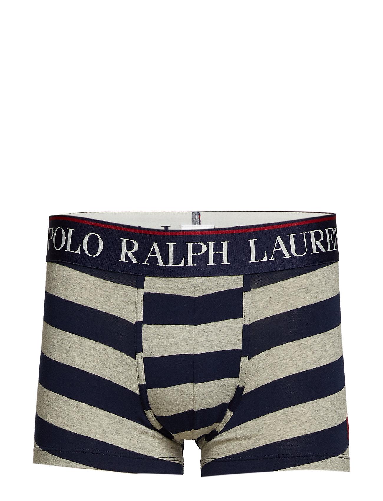 Lauren RugbyPolo Underwear Ralph Trunkcruise Navy Striped Stretch Cotton vOmn0yNw8