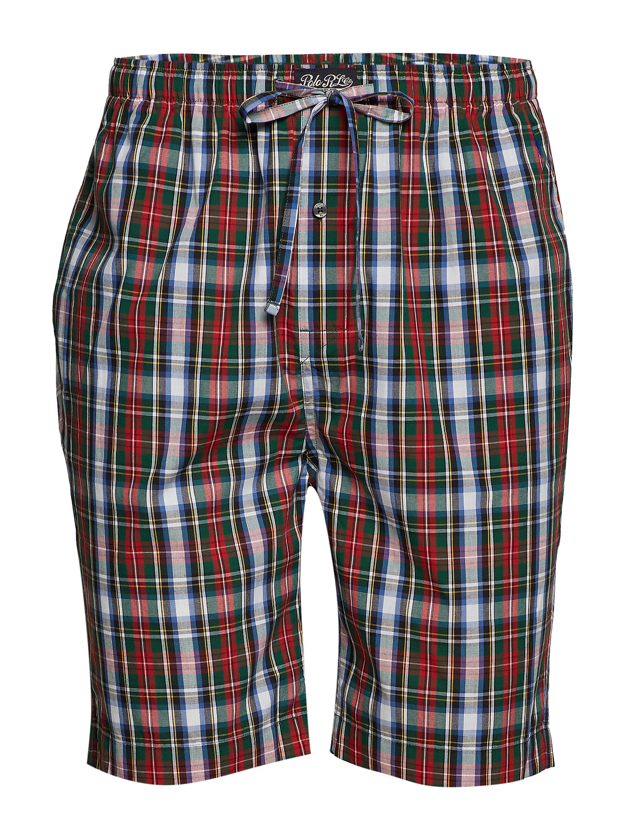 Polo Ralph Lauren Underwear Cotton Sleep Short - WILLIAM PLAID