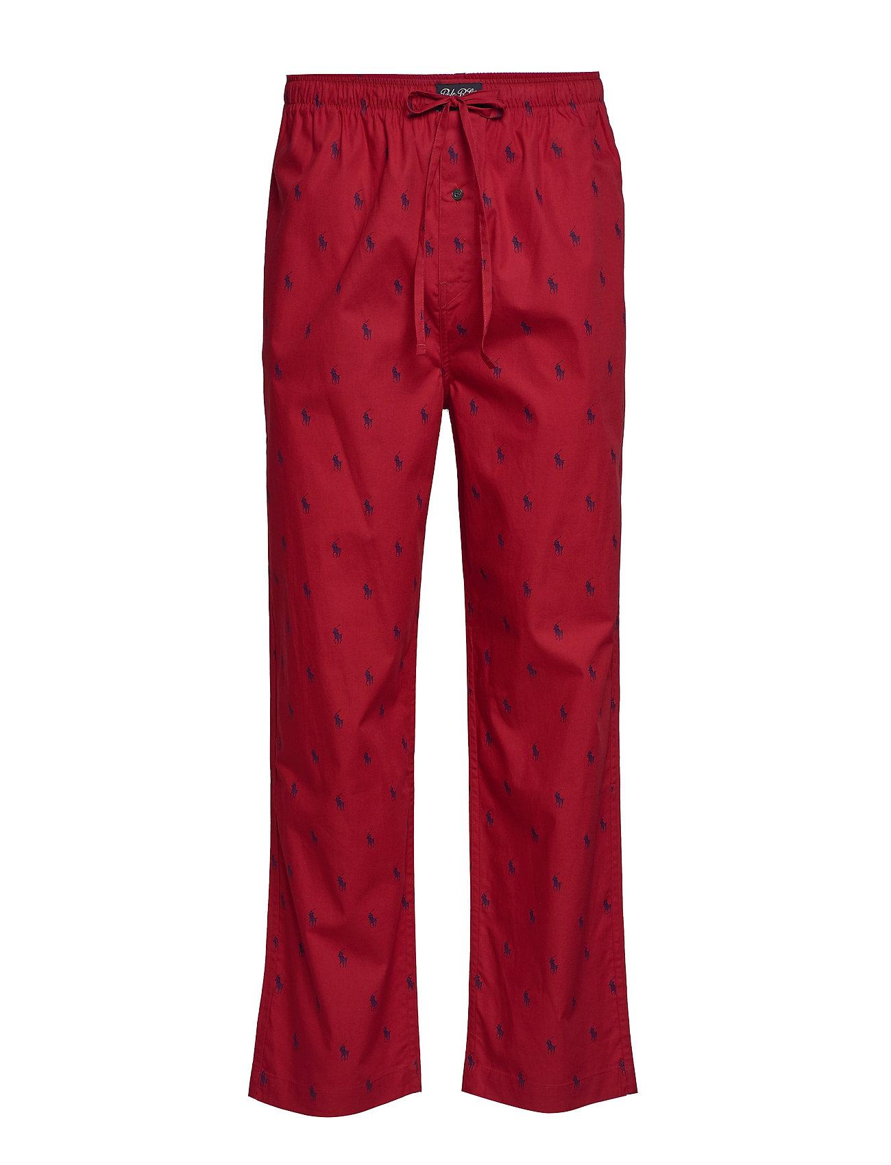 Polo Ralph Lauren Underwear Cotton Sleep Pant - EATON RED AOPP CR