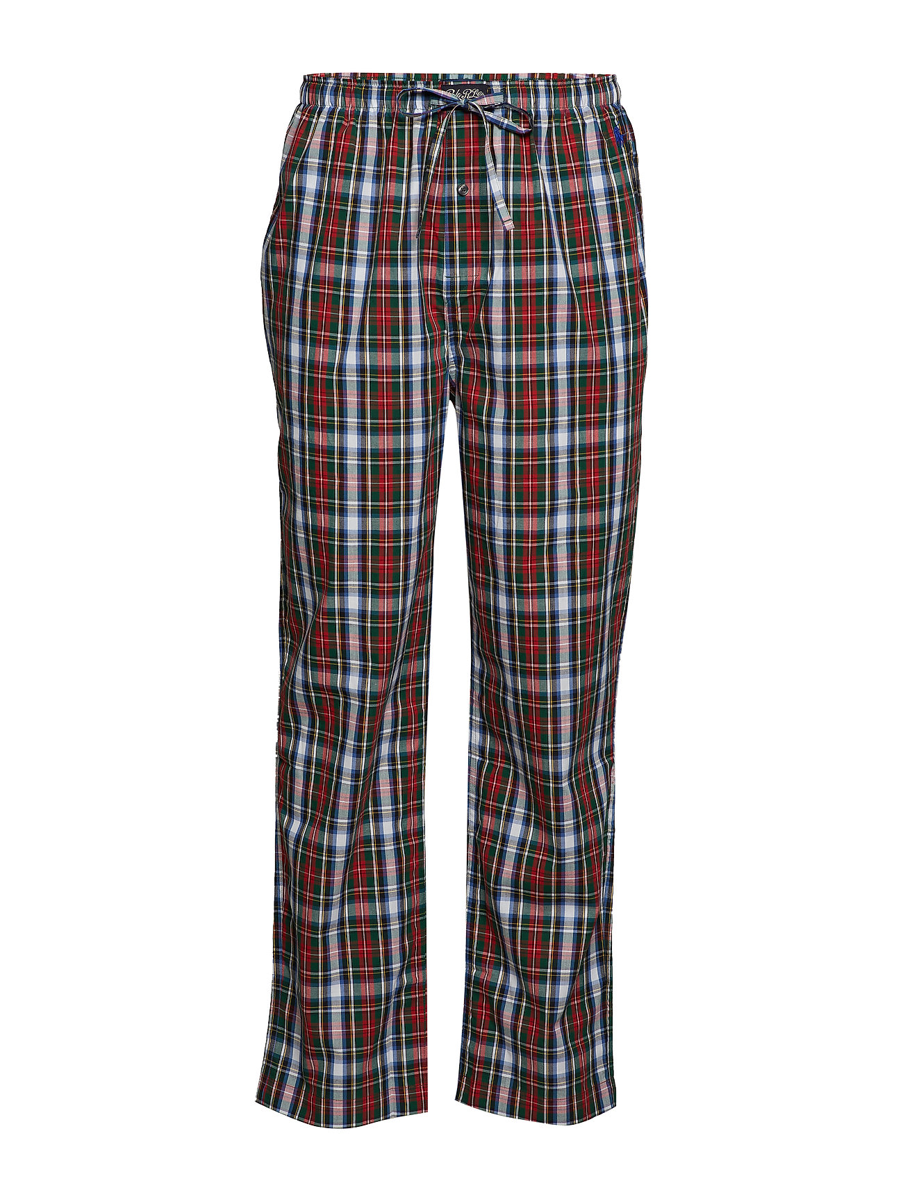 Polo Ralph Lauren Underwear Cotton Sleep Pant - WILLIAM PLAID