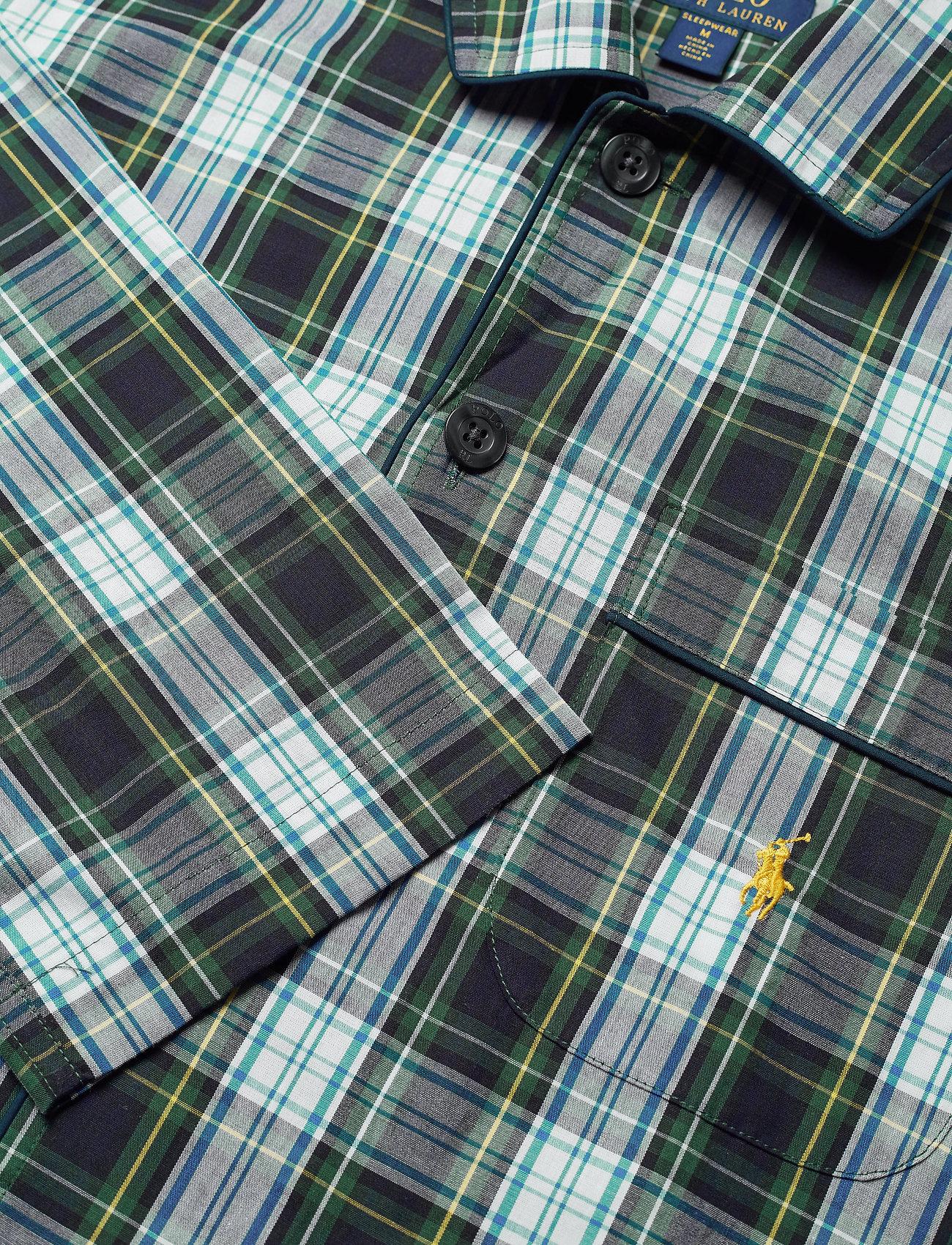 Ralph Lauren Underwear PlaidPolo Cotton Setwales Sleep 1KJ3lcTF