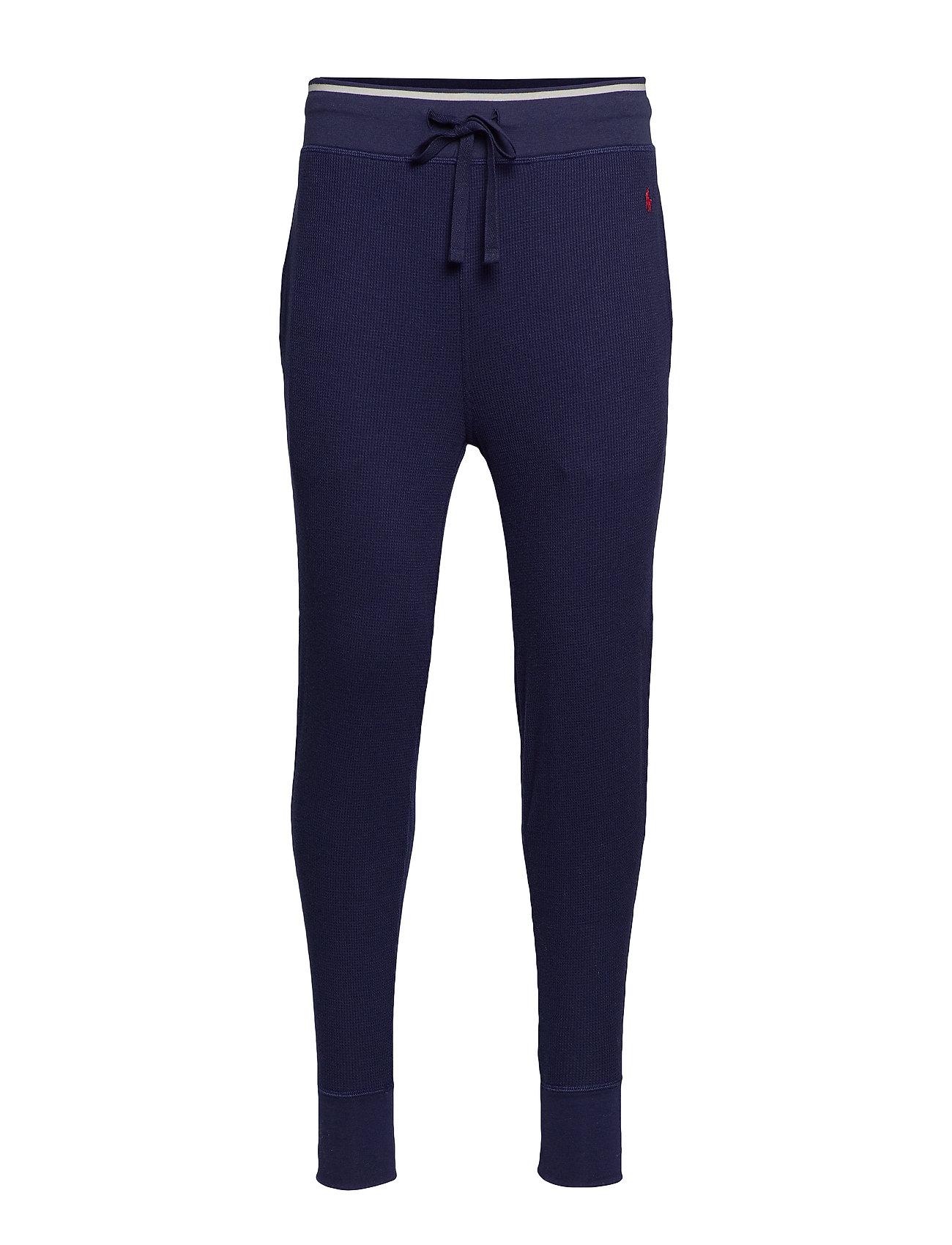 Polo Ralph Lauren Underwear Waffle-Knit Jogger - CRUISE NAVY/RL 20