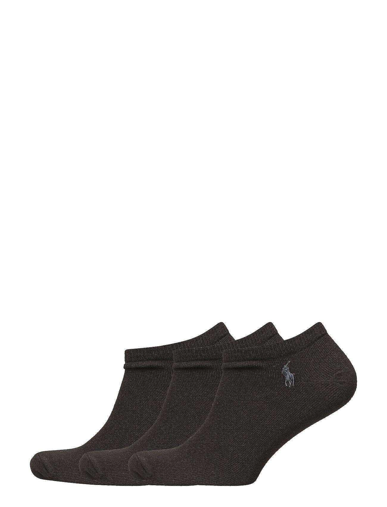 Polo Ralph Lauren Underwear GHOST PED PP-SOCKS-3 PACK - BLACK