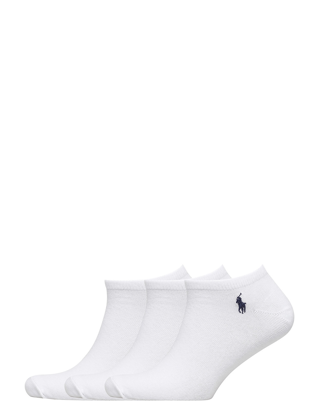 Polo Ralph Lauren Underwear GHOST PED PP-SOCKS-3 PACK - WHITE