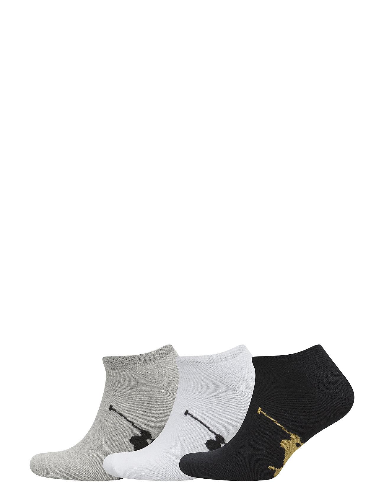 Polo Ralph Lauren Underwear BPP SOLE-PED-3 PACK - ASSORTED