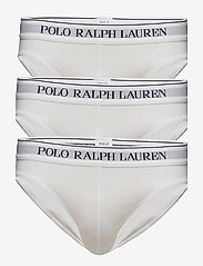 Polo Ralph Lauren Underwear - 3 PACKS CLASSIC BRIEFS - briefs - white - 0