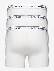 Polo Ralph Lauren Underwear - Stretch-Cotton-Trunk 3-Pack - boxers - 3pk white - 1