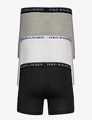 Polo Ralph Lauren Underwear - Stretch-Cotton-Trunk 3-Pack - boxershorts - 3pk white/polo bl - 1