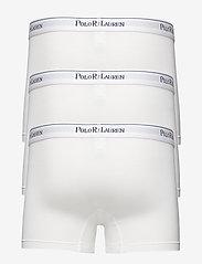 Polo Ralph Lauren Underwear - 3 PACKS POUCH TRUNKS - sous-vêtements - white - 1