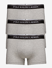 Polo Ralph Lauren Underwear - Stretch-Cotton-Trunk 3-Pack - boxers - 3pk an htr - 0