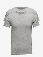 Polo Ralph Lauren Underwear - Crewneck T-Shirt 2-Pack - multipack - 2pk andover htr - 0