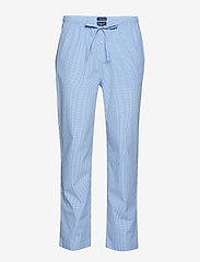 Polo Ralph Lauren Underwear - Gingham Poplin Long Sleep Set - bottoms - lt blue mini gi - 2