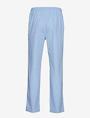Polo Ralph Lauren Underwear - Gingham Poplin Long Sleep Set - bottoms - lt blue mini gi - 3