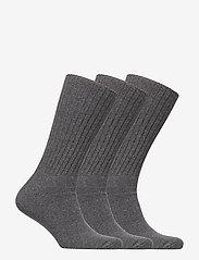 Polo Ralph Lauren Underwear - Crew Sock 3-Pack - regular socks - charcoal - 1