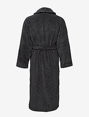 Polo Ralph Lauren Underwear - Cotton Terry Shawl Robe - badjassen - dark slate - 1