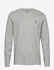Polo Ralph Lauren Underwear - LIQUID COTTON-CRW-STP - langärmelig - andover heather - 0