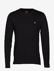 Polo Ralph Lauren Underwear - Cotton Jersey Crewneck Shirt - basic t-shirts - polo black - 0